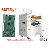 Customized Placement Head SMT Placement Machine , PCB Pick And Place Systems Manufactures