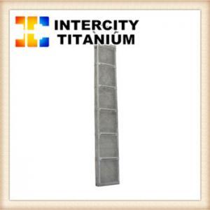 titanium basket, titanium anode baskets, titanium electrodes Manufactures
