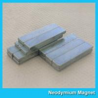 Strong Powerful Neodymium Bar Magnets N52 Grade Square High Coercivity Manufactures