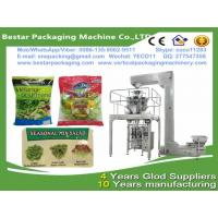 Vegetable packing machine with multi-heads weigher,Vegetable packaging machine with Nitrogen making machine Manufactures