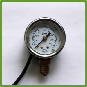 autogas cng 5V pressure gauge Manufactures