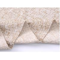 POLYESTER  LINEN FABRIC PLAIN DYED WITH YARN DYED     CWT #5550 Manufactures