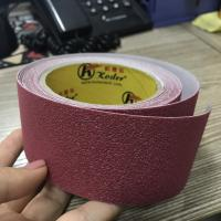 Safety Anti Slip Tape For Showeroom Skateboard , Waterproof Non Slip Tape Manufactures