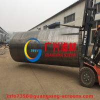 drum screen for water treatment  (factory  ) Manufactures