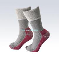 China Merino wool-blend socks on sale