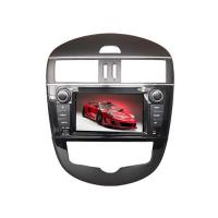 In Car Multimedia Navigation System DVD Car Player for Subaru Tidda Manufactures