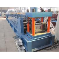 Automatic Purlin Roll Forming Machine with Mitsubishi PLC 1.5mm - 3.0mm Manufactures