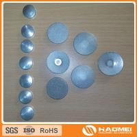 100% recyclable factory manufacturer Best Quality Low PriceAluminum Slug Concave Shape with Hole Manufactures