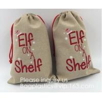Gift Bag Jute Packing Storage Linen Jewelry Pouches Sacks for Wedding Party Shower Birthday Christmas Jewelry DIY Craft Manufactures