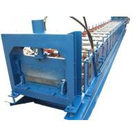 1.2mm Thickness Anode plate Cold Roll Forming Machine PLC control with Punching System Manufactures