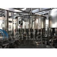 China Automatic Liquid Packing Filling And Capping Machine , Water Bottling Plant Water Filling System on sale