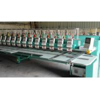 China Practical Electronic Embroidery Machine Industrial Customzied Size on sale