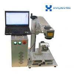 Mini Portable Fiber Laser Etching Marking Machine Desktop Type Metal Laser Engraver Manufactures