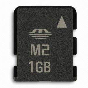 M2 Memory Stick Micro 1GB, 2GGB, 4GB, 8GB Manufactures