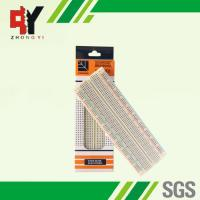 MB-102 Color Solderless Breadboard Back Side With Adhesive Paper Manufactures