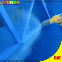 Thermosetting Fusion Bonded Epoxy Powder Coating For Single Layer Applications Manufactures