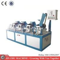 4kw*4 Stainless Steel Tube Polishing Machine 10-80mm Pipe Diameter Manufactures