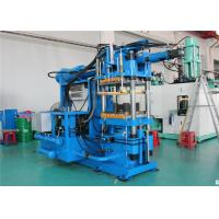 China Line Post Insulators Horizontal Injection Silicon Moulding Machine 500 Ton Clamp Force on sale