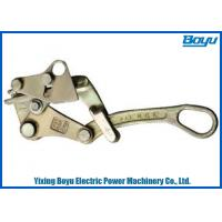 Aluminum Made Insulation Cable Self Gripping Clamps Rated Load 20kN Transmission Line Stringing Tools Manufactures