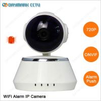 China Smart wifi connection HD 720P wireless home security cameras on sale