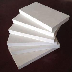 Osign Rigid Foam PVC Sheet , PVC Polyvinyl Chloride Sheet Easy To Clean Manufactures