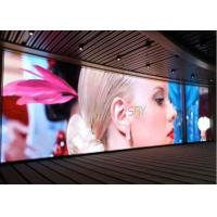 DC5V P5 Indoor Fixed LED Display Sign board With Meanwell Power Supply Manufactures