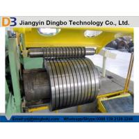 China 50HZ / 3PH Steel Coil Slitting Line Machine for Stainless Steel Sheet on sale
