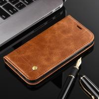Oily Vintage Samsung A3 Leather Case , Retro Line Cell Phone Leather Wallet Case Manufactures