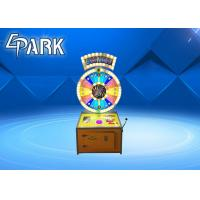 China Epark Spin N Win Video Entertainment Equipment / Coin Amusement Game Machine on sale