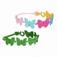 Promotional Italy Cruciani Butterfly Lace Bracelets, Various Colors and Designs are Available Manufactures