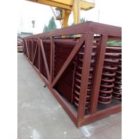 Steel Coal Boiler Stack Economizer Excellent Anti Wear Performance Manufactures