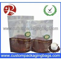 Bottom Gusset Coffee Packaging Bags Oxygen Barrier For Biscuits Manufactures
