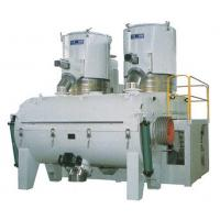 Horizontal Mixer Unit, Plastic Mixing Machine For Resin Mixing Colouring Drying Manufactures