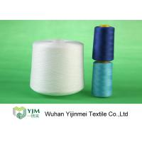 40/3 Knotless Polyester Spun Sewing Thread  With 100% Polyester Staple Fiber Material Manufactures