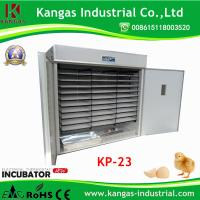 CE Approved Automatic Poultry Incubators/Poultry Egg Incubators Prices (KP-23) Manufactures