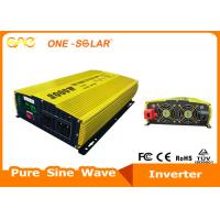 China High Frequency Pure Sine Wave DC To AC Inverter 220v - 240v 2000w 3000w Portable on sale