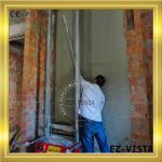 Ez renda Automatic Plaster Rendering Machine Stucco Interior Walls Manufactures