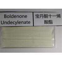 Boldenone Undecylenate Powder Bodybuilders Boldenone , Injectable Liquids Equipoise Manufactures