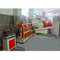 EVA TPE Shoe Sole Material Rubber Kneader Machine With Underwater Cutting System Manufactures