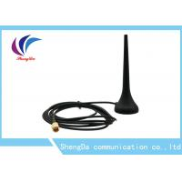 China Molded Plastic Magnetic 2.4 G Wifi Antenna 2400-2500MHz RG174 Cable RP-SMA-J Connector on sale