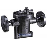 High Capacity Flanged Steam Trap Cast Steel Durable Corrosion Resistance Manufactures