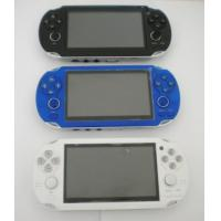 2012 newest portable game consoles for PAP Manufactures
