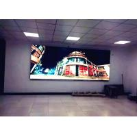 P3 IP45 Indoor LED Video Wall Display Board With LINSN Control System Manufactures