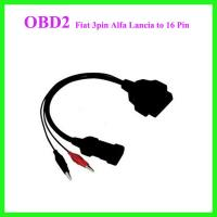 Fiat 3pin Alfa Lancia to 16 Pin Diagnostic Cable Manufactures