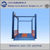 double post car parking lift Manufactures