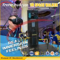 Video Game Head Tracking VR Space Walk Simulator With Interactive Platform Manufactures