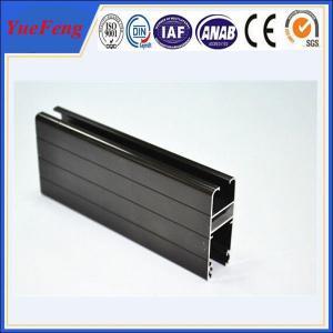 aluminium edge profile,6061/6063 aluminium sliding door profile,OEM Manufactures