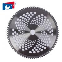 255mm TCT Circular Brush Cutter Blade with 100T for Garden Purpose Manufactures