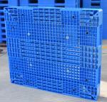 Stackable HDPE Plastic Pallets Heavy Duty Plastic Storage Pallets Color Customized Manufactures