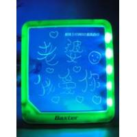 China Sparkle High Brightness LED Writing Board on sale